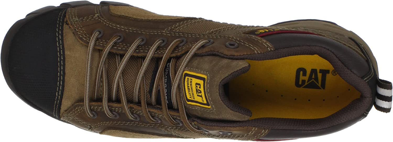 Caterpillar Mens Argon Comp Toe Work Shoe