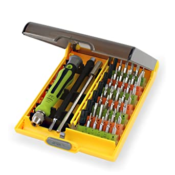 QUALITY TOOLS PRECISION SCREWDRIVER /& LED LIGHT SET