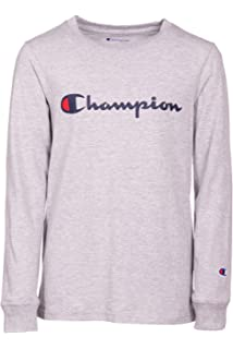 8f330dc1ba4e Amazon.com  Champion Big Boys  Core Performance Tee  Clothing