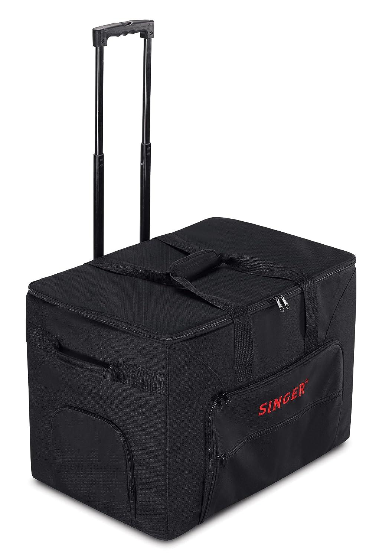Amazon.com: Singer Rolling máquina de coser bolsa Bag: Arte ...