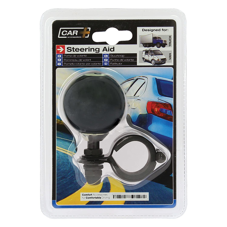 Sumex 2707099/Steering Wheel Knob Black