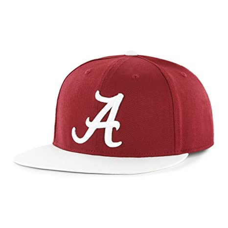 NCAA Alabama Crimson Tide Adult Gallant Ots Varsity Snapback Adjustable Hat 1cb2cb6bb56b