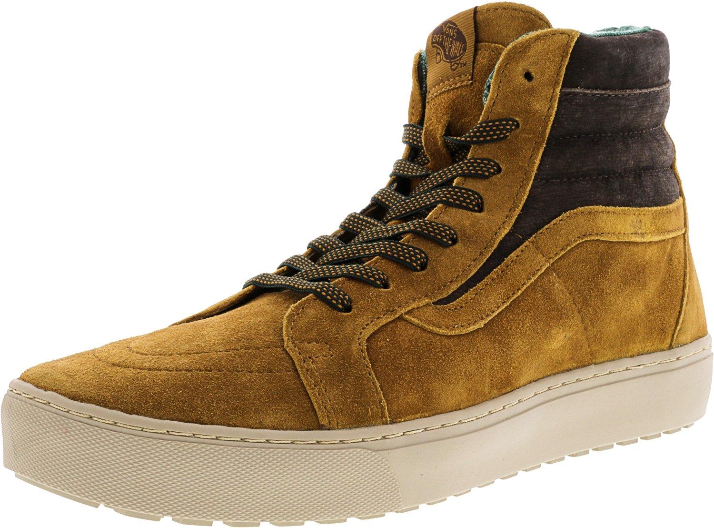 Vans Damen Stiefel Sk8-Hi MTE Cup Shoes  9.0|(Mte) Cathay/Hummus