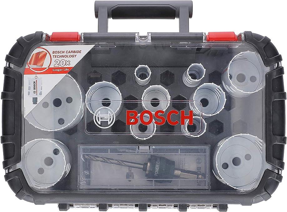 BOSCH 2608594186 2608594186-Sierra de Corona Endurance H.Duty Set 13 uds