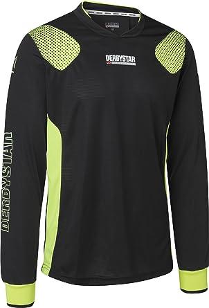 Derby Star Niños Aponi Pro Camiseta de Portero: Amazon.es: Ropa y accesorios
