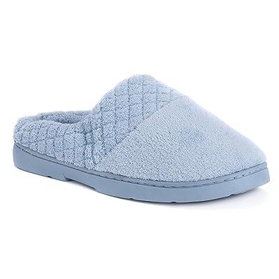 MUK LUKS Micro Chenille Clog Women's Slipper | Mules & Clogs