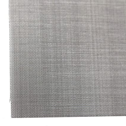 Fine Wire Mesh | Easipet Stainless Steel Woven Wire Mesh Fine Mesh Count 80 1