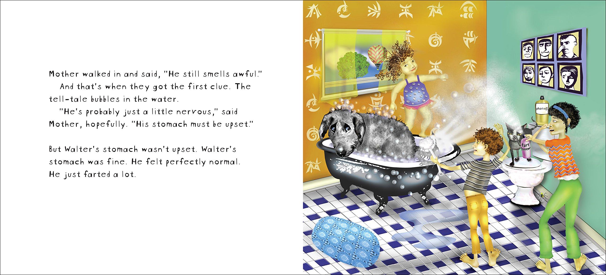 Walter the Farting Dog: Amazon de: William Kotzwinkle, Glenn