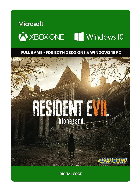RESIDENT EVIL 7 biohazard [Xbox One/Windows 10 - Download Code