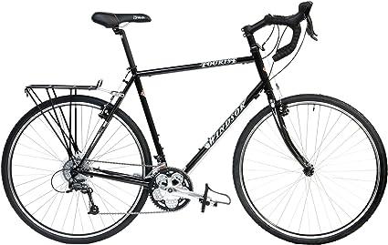 Amazon Com Windsor Tourist 700c Chromoly Steel Touring Bike 27