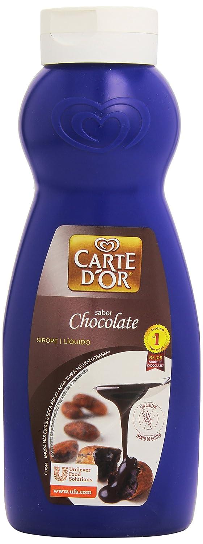 Carte DOr - Sirope líquido - Sabor chocolate - 758 ml: Amazon.es: Alimentación y bebidas