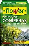 Flower 10518 10518-Abono coníferas y arbustos, 1 kg, No No Aplica 7x18x25.5 cm