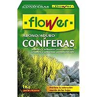 Flower 10518 10518-Abono coníferas y arbustos, 1 kg