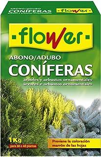 Flower 10518 10518-Abono coníferas y arbustos, 1 kg, No No Aplica 7x18x25