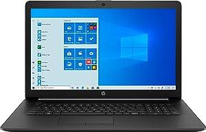 2020 HP 17.3 HD+ Premium Laptop PC | 10th Gen Intel Quad Core i5-1035G1 Upto 3.6GHz | 8GB RAM | 256GB SSD | DVD-RW | Card Reader | HDMI | WiFi | Windows 10 Home | Jet Black