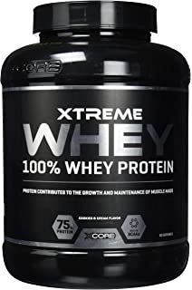 Xcore Nutrition Xtreme Whey Protein SS, Banana - 2000 gr ...