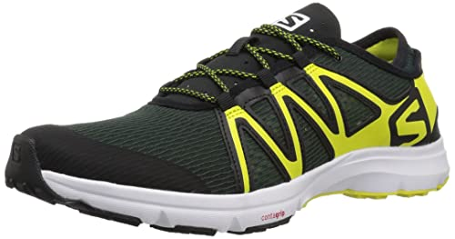 f9587ce8216d Image Unavailable. Image not available for. Colour  Salomon Men s  Crossamphibian Swift Trail Running ...