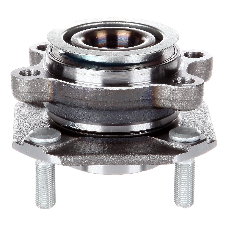 ECCPP Wheel Bearing Hub 513299 Hub Bearing Assembly Hub Assemblies Front Axle 4 Lugs for NISSAN SENTRA BASE MODEL L4 NISSAN SENTRA S L4
