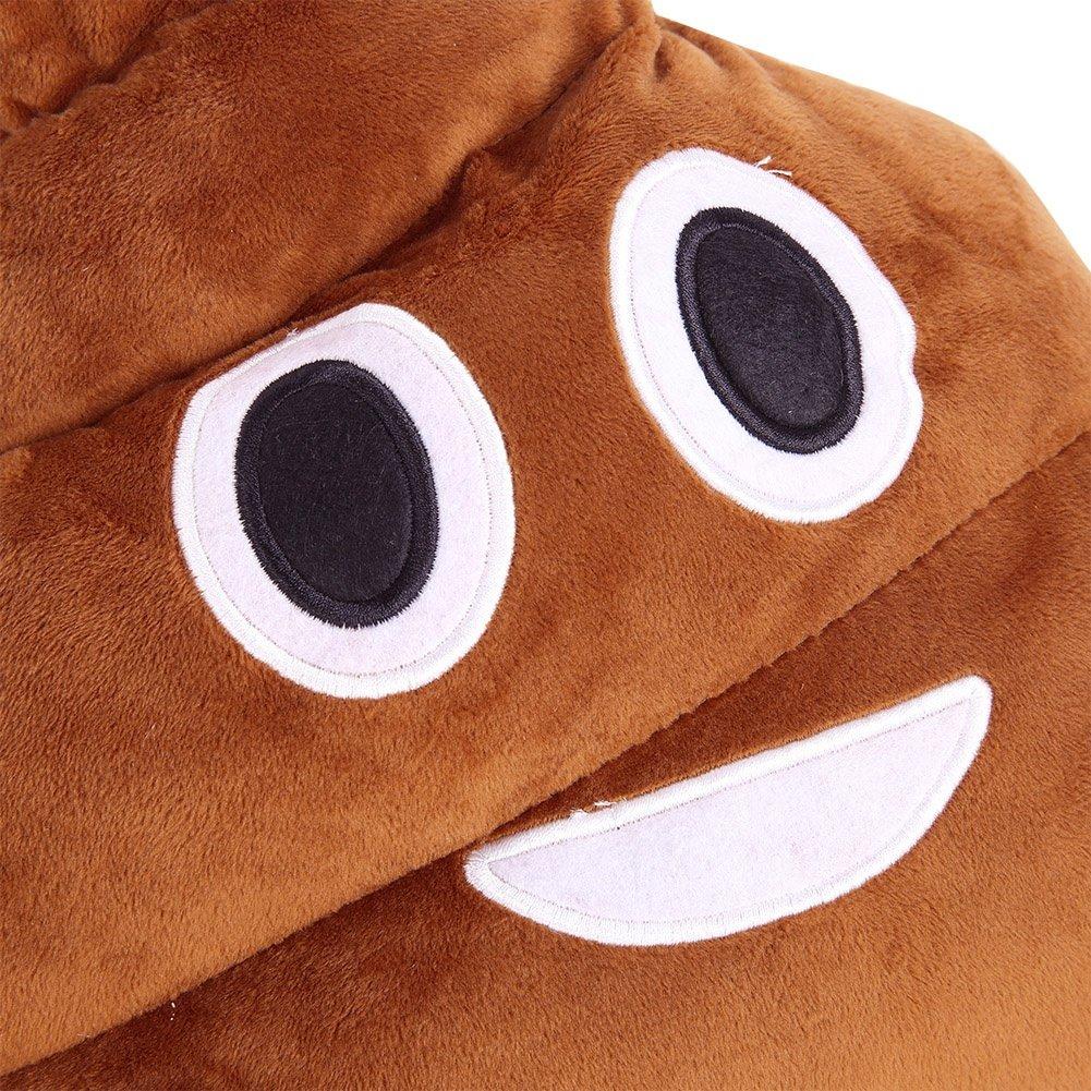 Amazon.com: Etosell – Almohada de peluche cojín Emoji caca ...