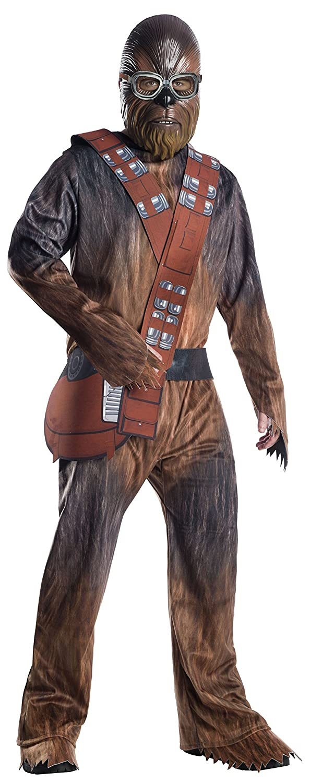 Con 100% de calidad y servicio de% 100. Barato Star Wars Story Solo Chewbacca Chewbacca Chewbacca Adult Fancy Dress Costume X-Large  grandes precios de descuento