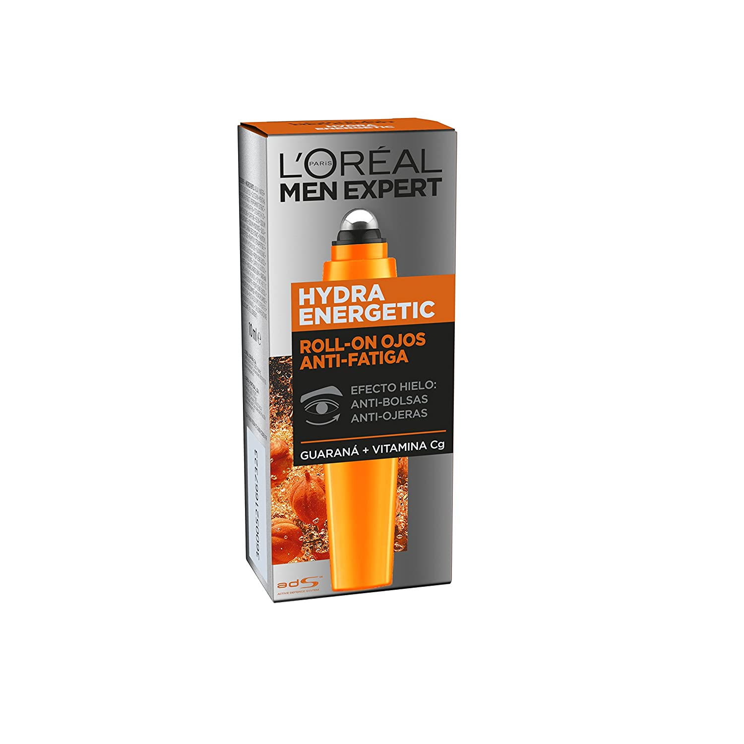 Amazon.com : Loreal Men Expert Hydra Energetic Roll On Anti Cernes - 10 ml : Beauty