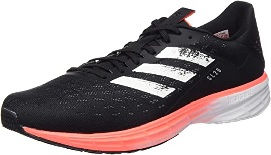 adidas SL20, Zapatillas de Running para Hombre, Negro Cblack Ftwwht Sigcor, 48 EU Weit: Amazon.es: Zapatos y complementos