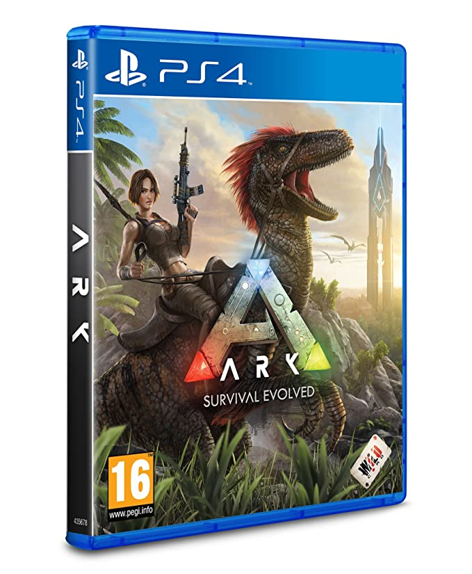 Ark Survival Evolved: PlayStation 4: Amazon.es: Videojuegos