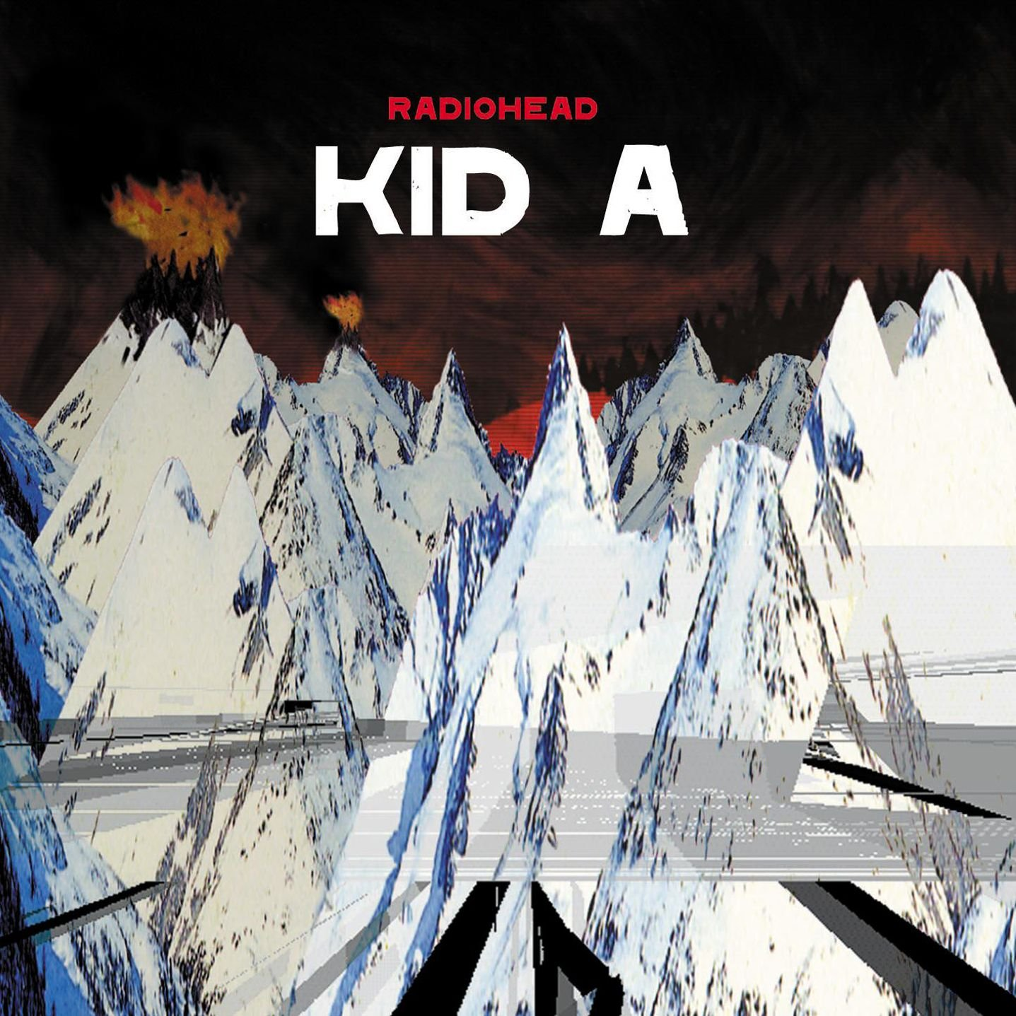 Kid A (2-10'' LPs) [Vinyl] by Parlophone
