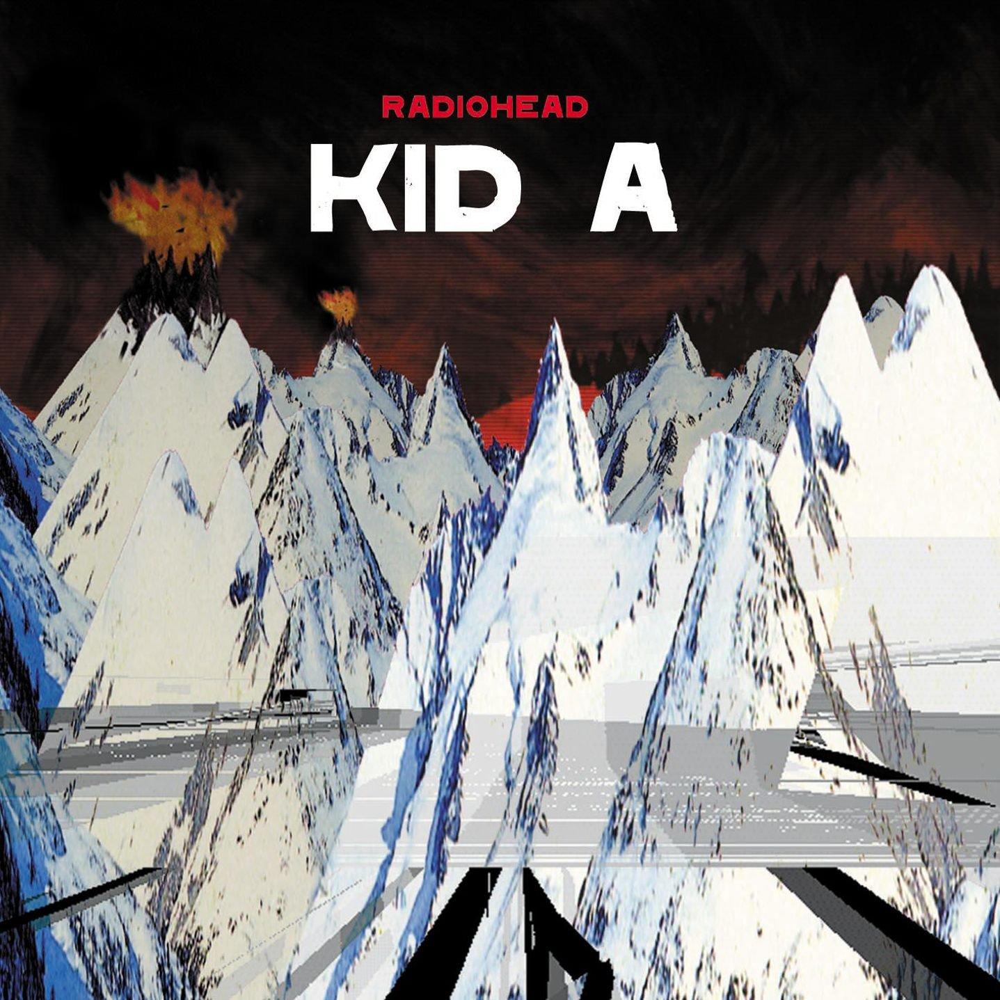 Kid A (2-10'' LPs) [Vinyl]