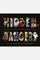 Hidden Dangers: Seek and Find 13 of the World's Deadliest Animals Kindle Edition