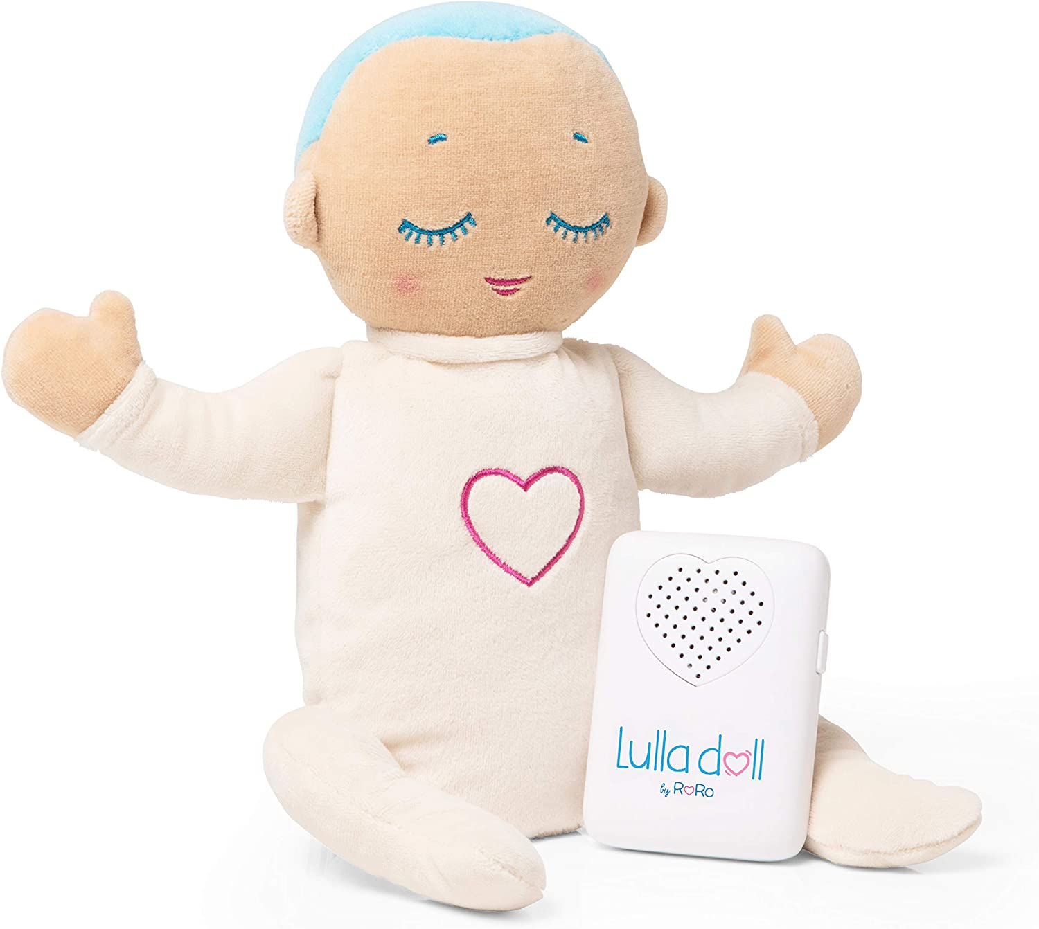 Lulla Doll Baby Sleep Companion and Comfort Soother Lulla