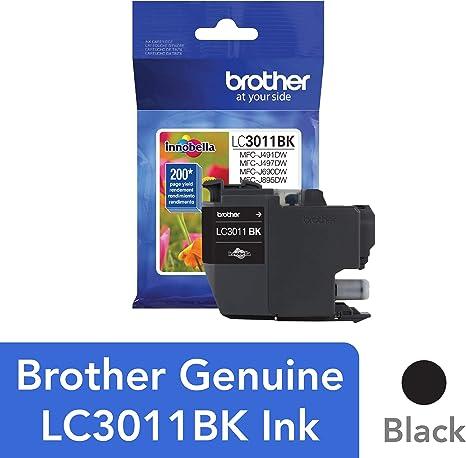Amazon.com: Brother LC3011 - Cartucho de tinta para ...