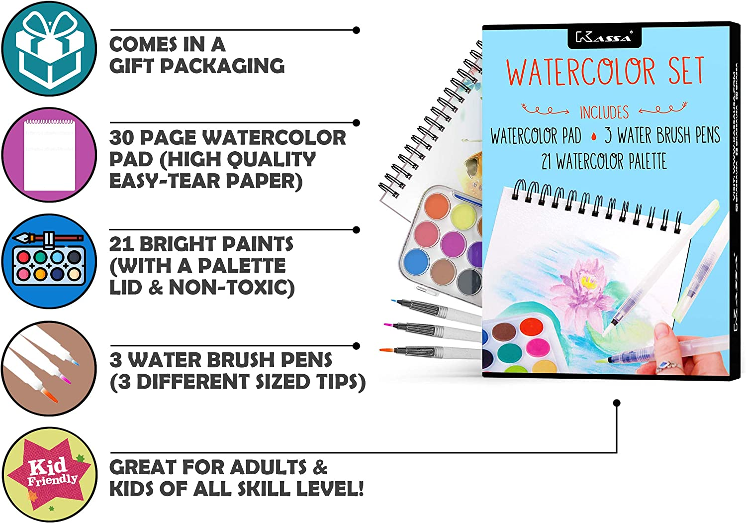 3D Pen and Pen Pad Set Adults Pen,Perfect for Kids