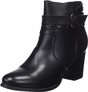 XTI Damen 48277 Kurzschaft Stiefel: : Schuhe