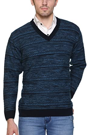 Aarbee Woollen Sweaters For Men Amazonin Clothing Accessories