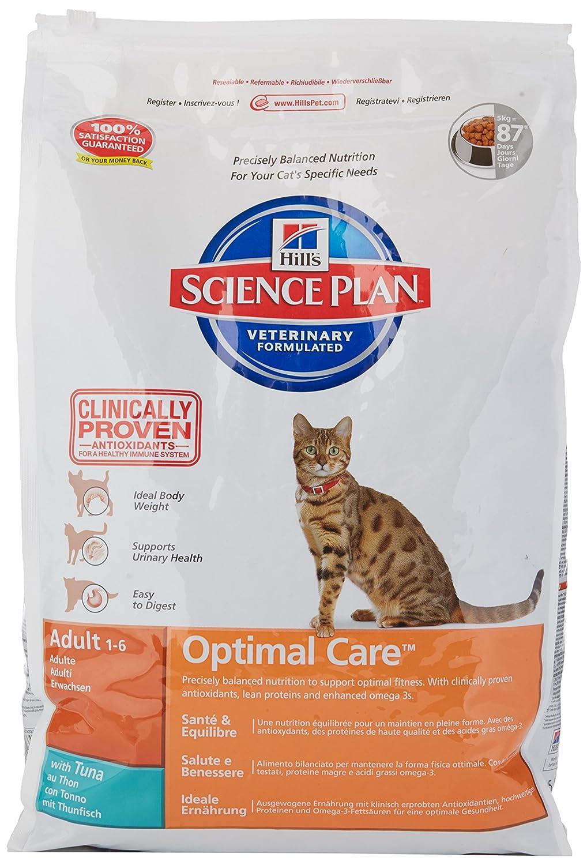 Hills Feline Adult Tuna Comida para Gatos - 10000 gr: Amazon.es: Productos para mascotas