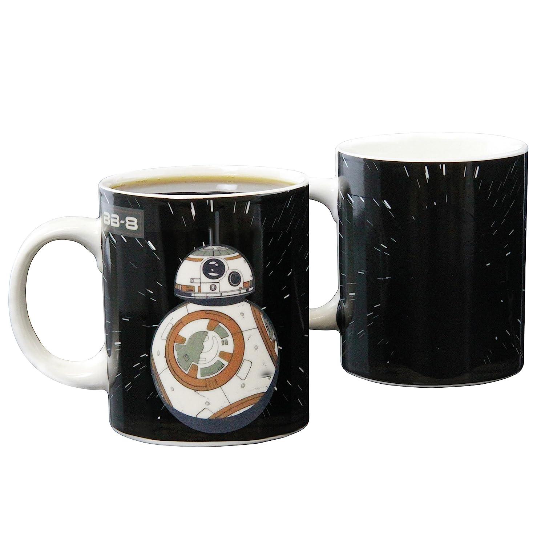 Star Wars BB8 Heat Change Mug MultiColour Amazoncouk Kitchen