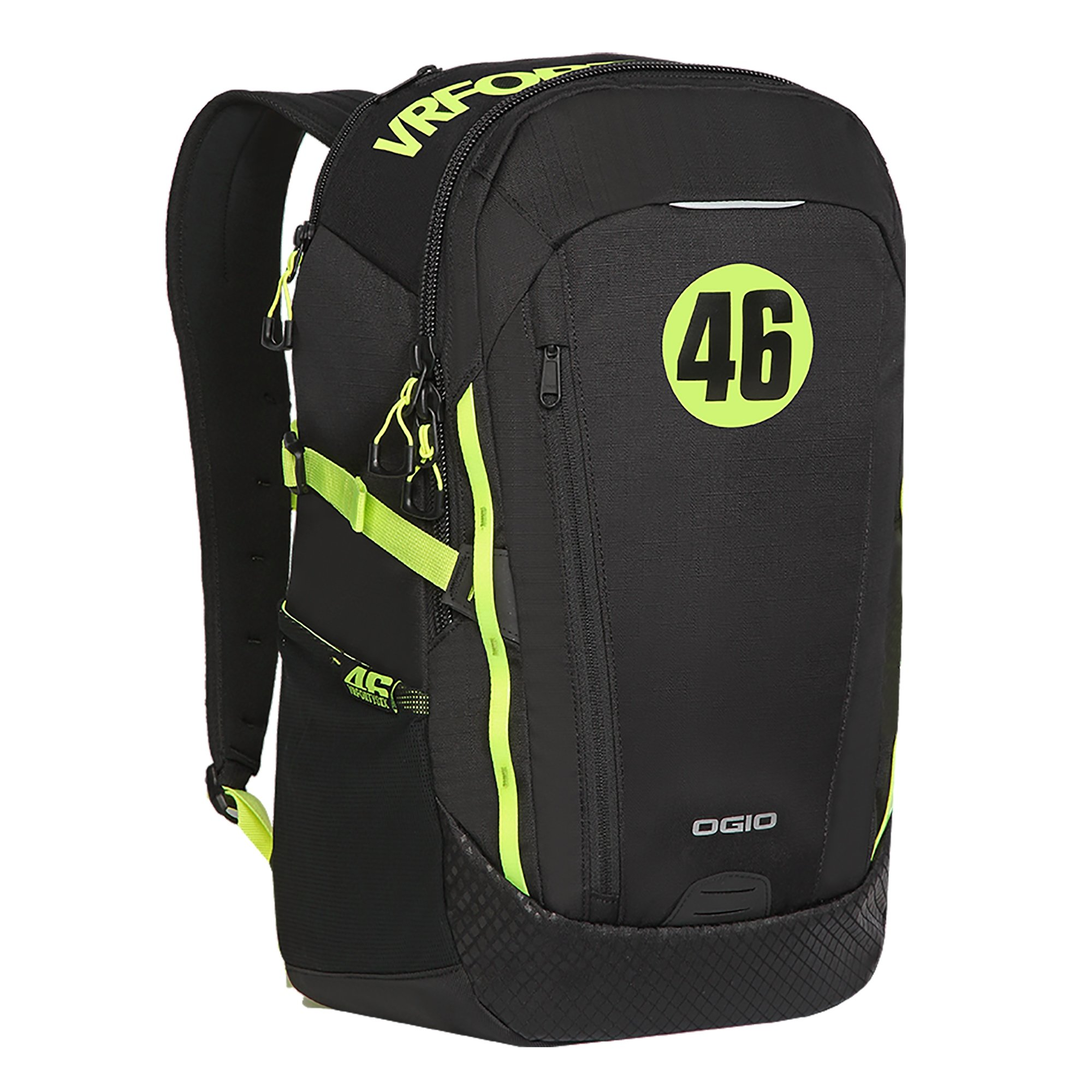 OGIO V111106_873 Black/Yellow VR46 Apollo Backpack