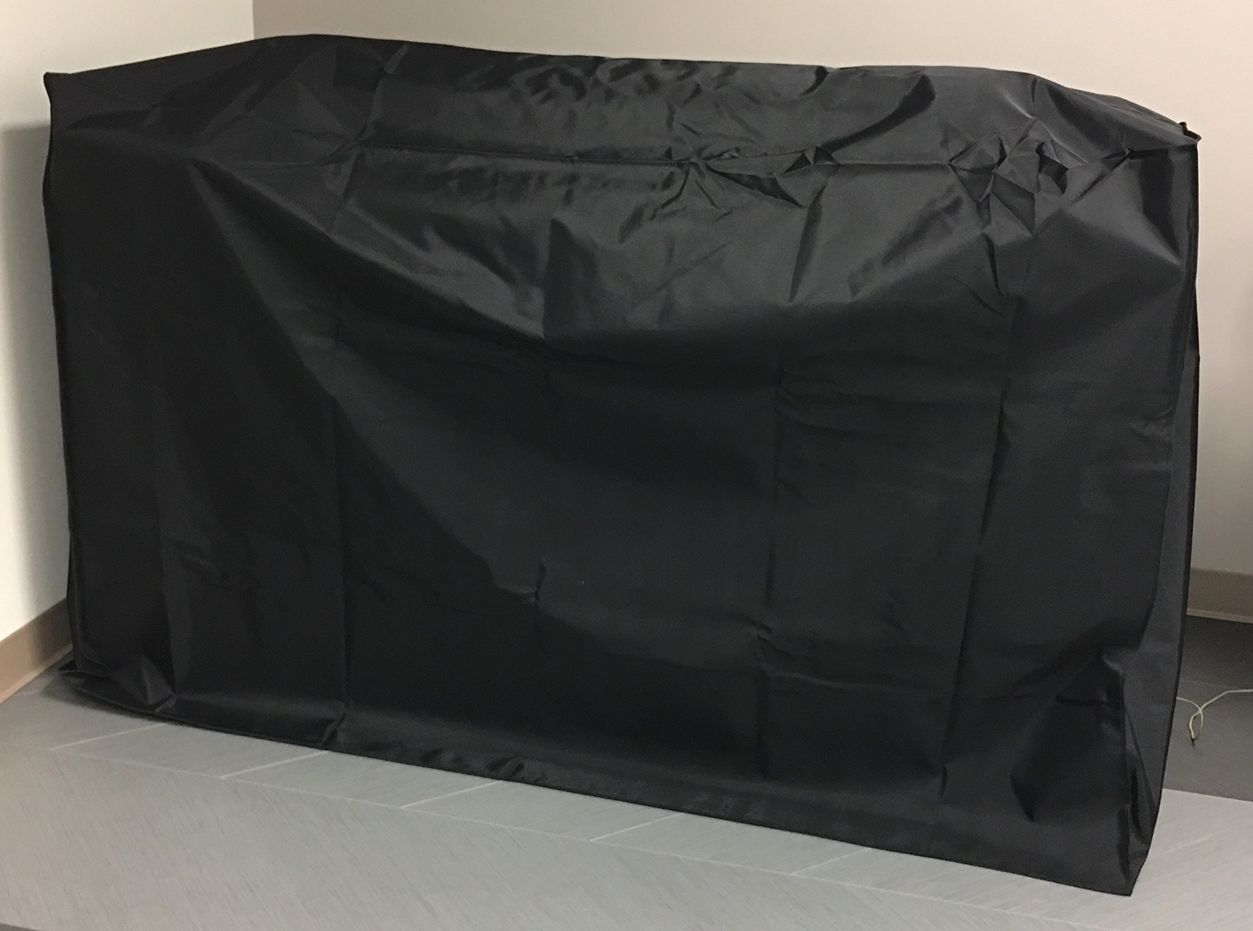 Canon ImagePROGRAF iPF850 Printer Black Nylon Anti-Static Dust Cover 75''W x 52''D x 45'H by Comp Bind Technology
