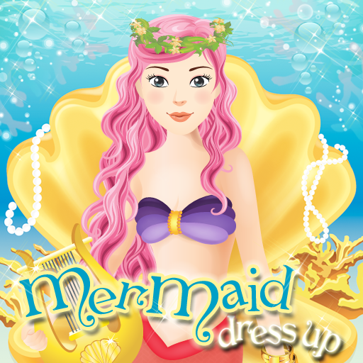 dress up for mermaids - 7