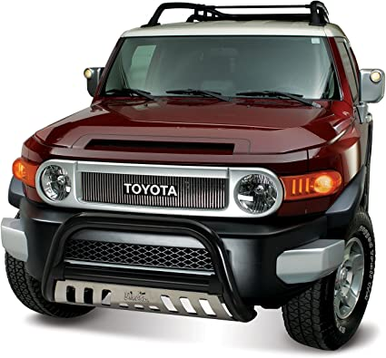 Westin 32-2215 Ultimate Black Powdercoated Stainless Steel Grille Guard