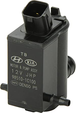 Genuine Hyundai 98510-1W000 Windshield Washer Motor and Pump Assembly
