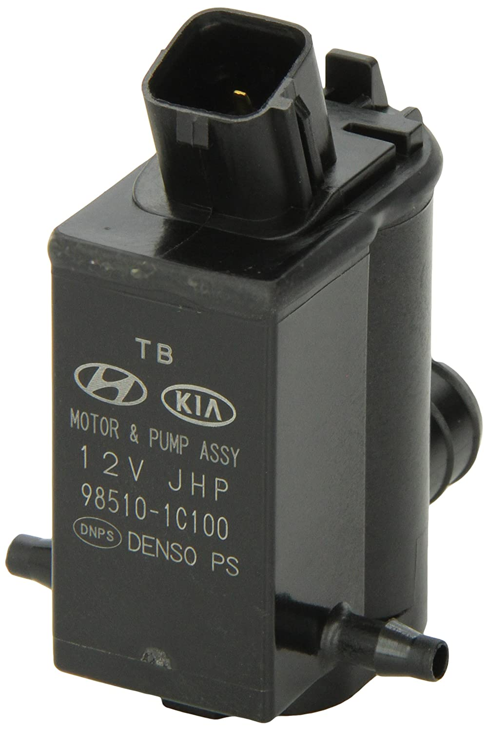 Genuine Hyundai 98510-1C100 Windshield Washer Motor and Pump Assembly