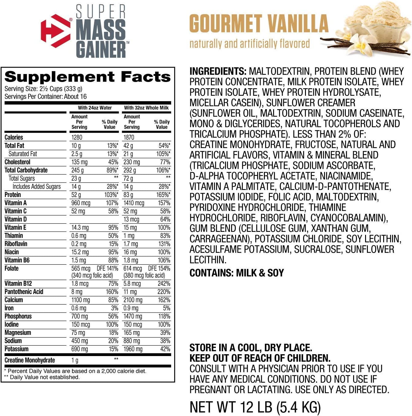 Nutritional ingredients