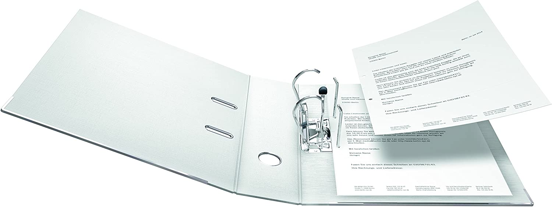 Falken chromocolor Cartelle S per DIN A4 ampio bianco