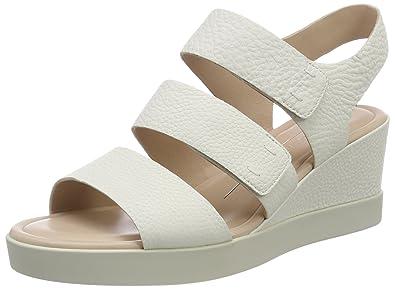 f79faf20291 ECCO Women s s Shape Open Toe Heels  Amazon.co.uk  Shoes   Bags