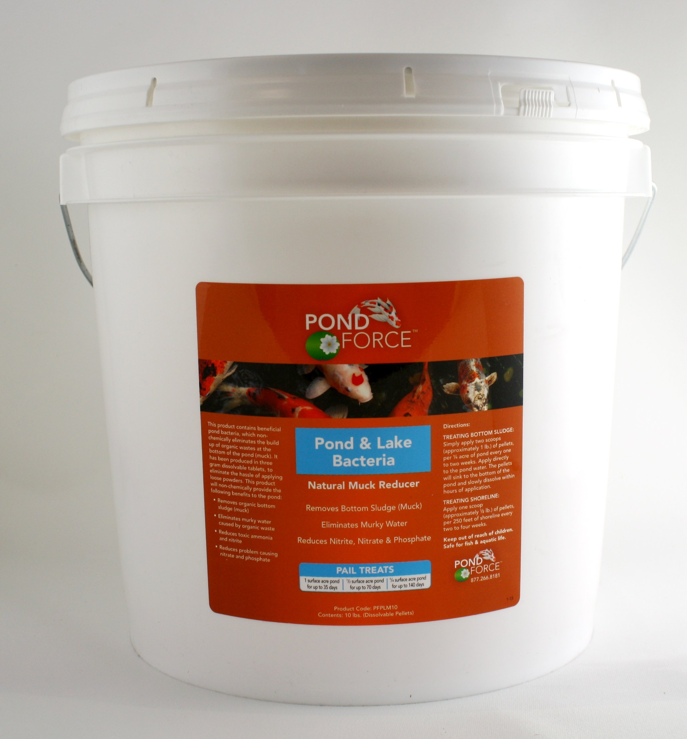Natural Muck Reducer - 10 lbs. (Dissolvable Pellets)