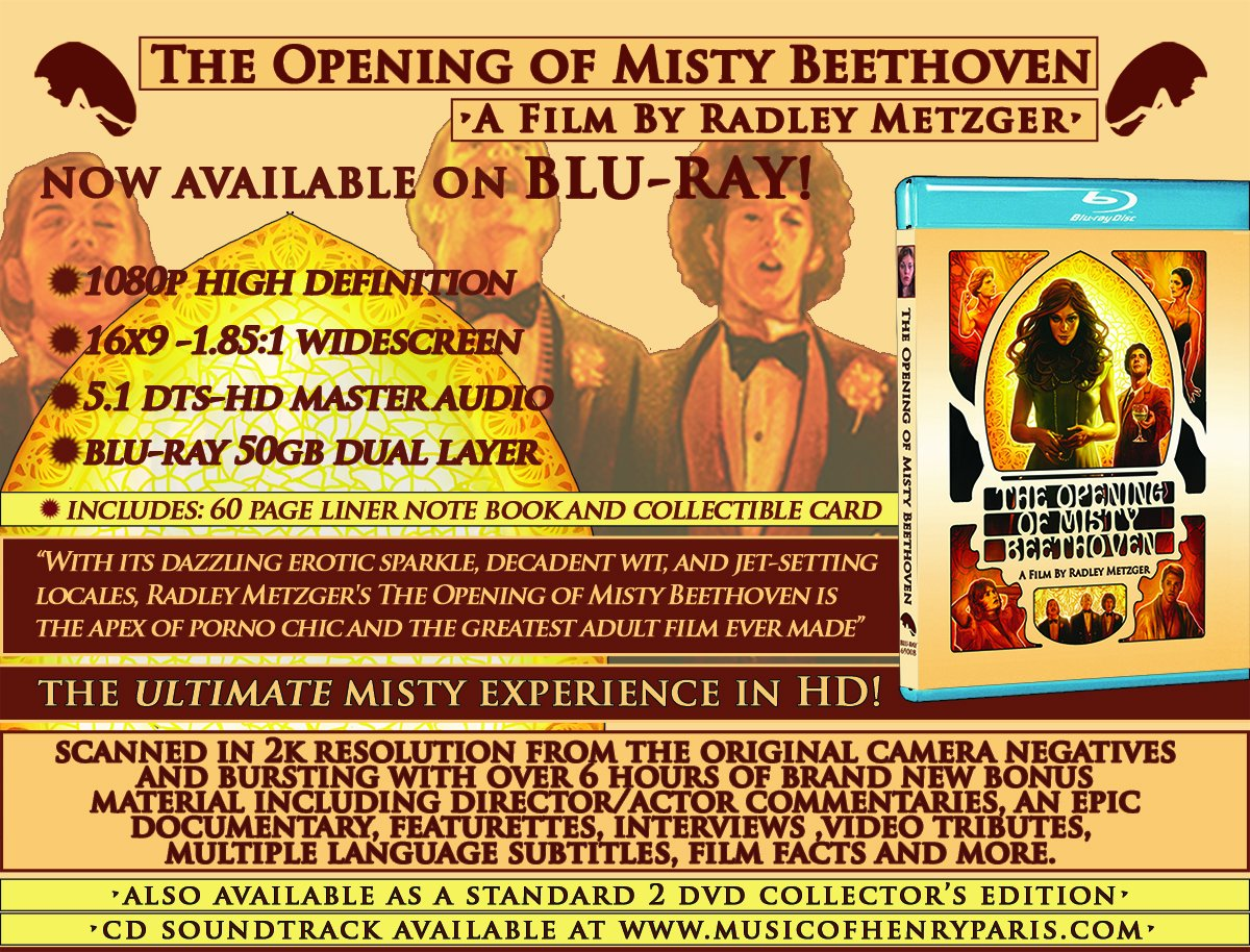 The opening of misty beethoven online