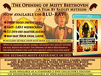 Amazon.com: The Opening of Misty Beethoven: Constance Money, Jamie Gillis: Movies & TV