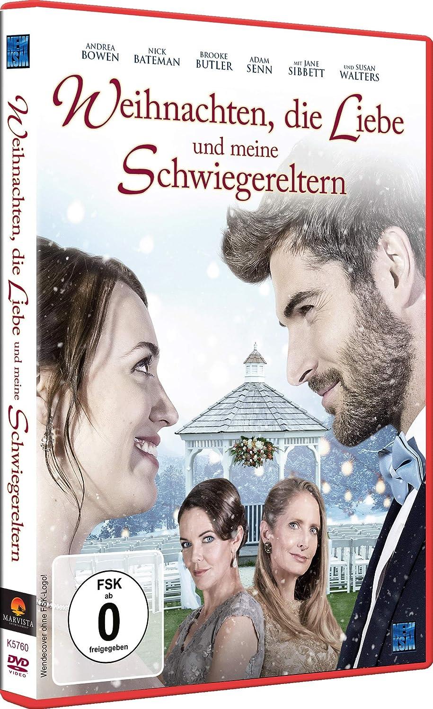 Weihnachten, die Liebe und meine Schwiegereltern: Amazon.de: Andrea ...